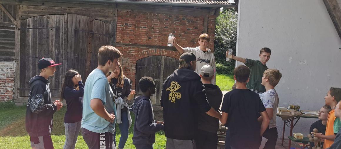 Handwerkerlager Sommer 2021 in Gosselding
